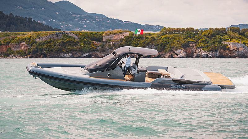 SACS STRIDER 13 tender Sacs Marine