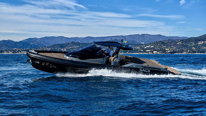 SACS STRIDER 15 tender Sacs Marine