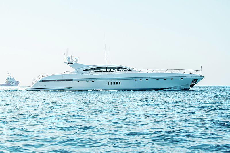 Yalla yacht profile