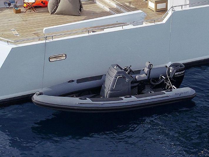 ROUGHNECK 555 tender Roughneck Marine