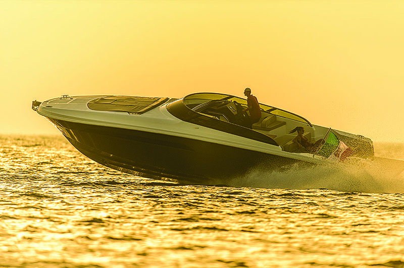 AQA 35X tender AQA Yacht