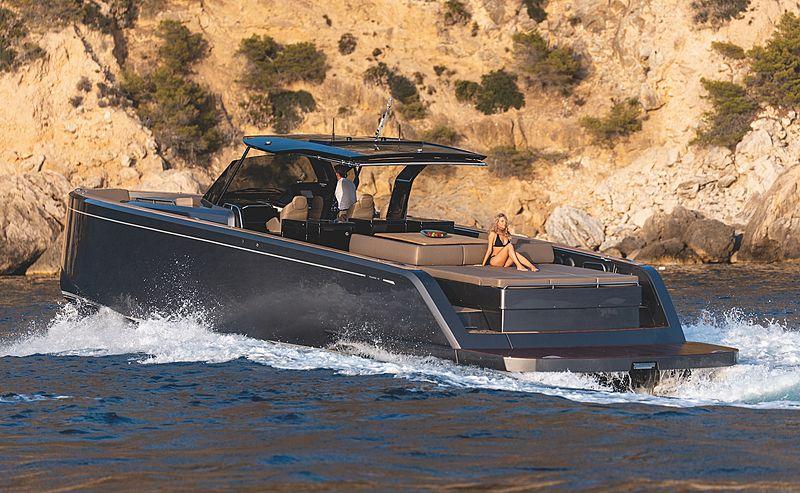 PARDO 50 tender Pardo Yachts
