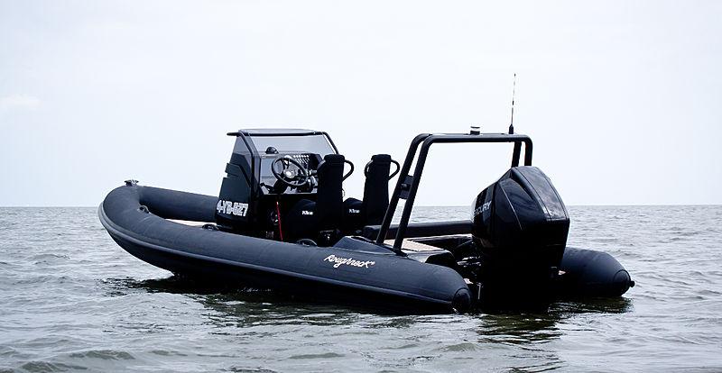 ROUGHNECK 636 tender Roughneck Marine