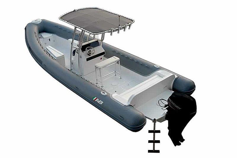 AB OCEANUS 28 VST tender AB Inflatables