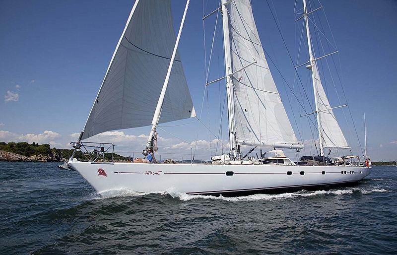 Apache yacht