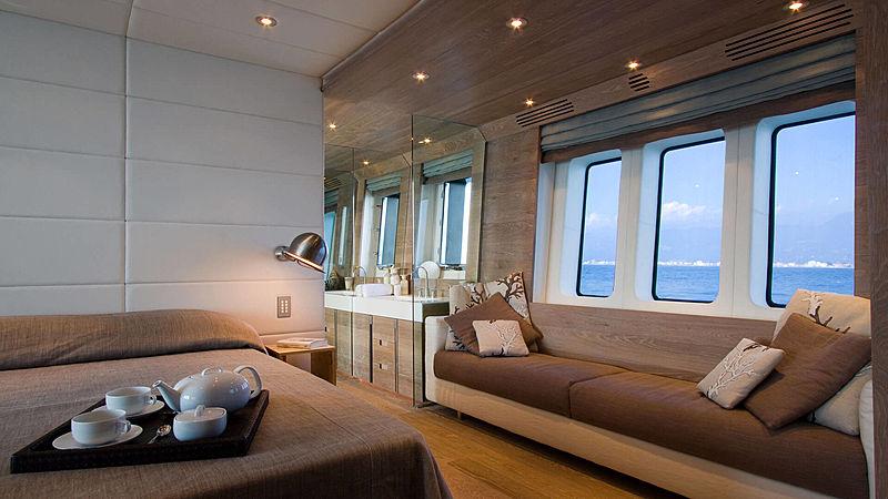 AHT yacht stateroom