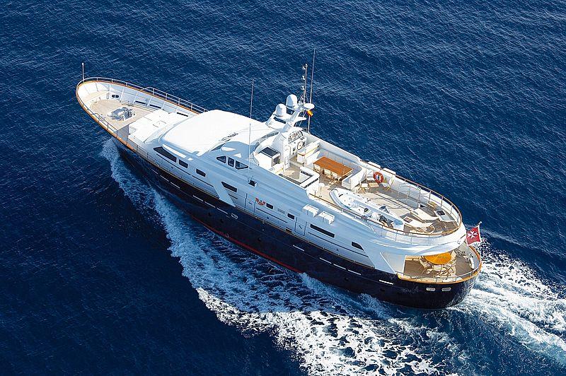 Yosh II yacht