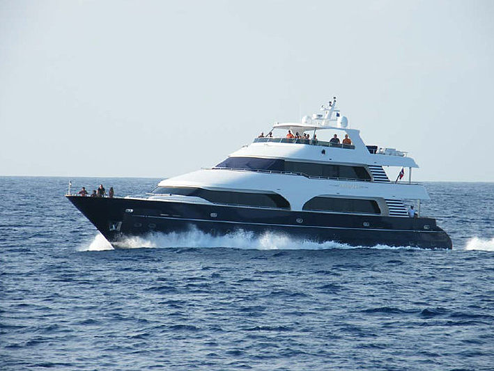 ZARINA yacht President Boat International Co.,