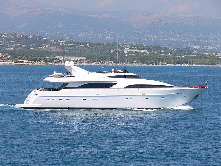 MARIEL yacht Costruzioni Navali Tigullio - Castagnola