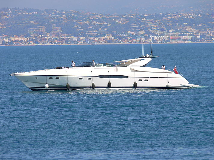 COUP DE FOUDRE yacht Couach