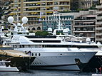 Southern Cross III yacht in Monaco