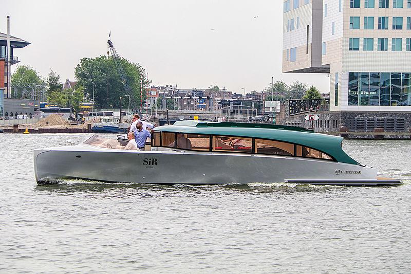 WATERDREAM VENETIAN TENDER tender Waterdream Boats