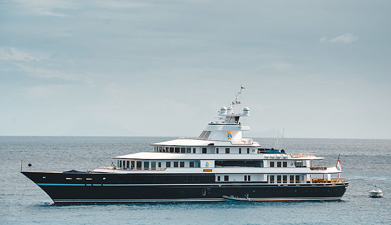 LEANDER G yacht Peene-Werft GmbH
