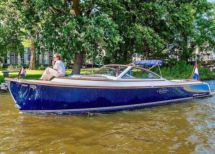 LONG ISLAND 33 RUNABOUT tender Long Island Yachts