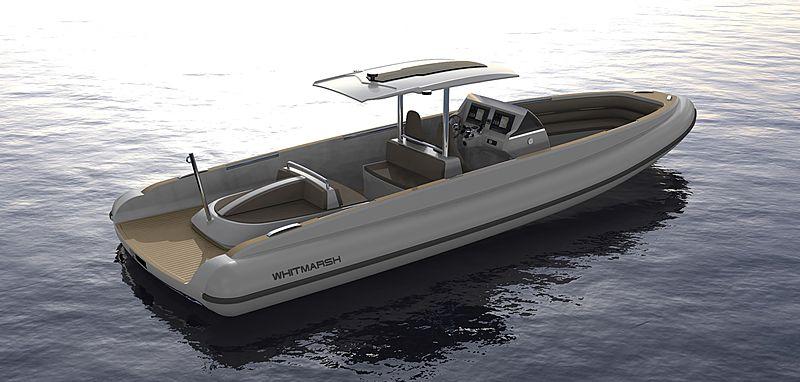 Whitmarsh ST925 tender exterior