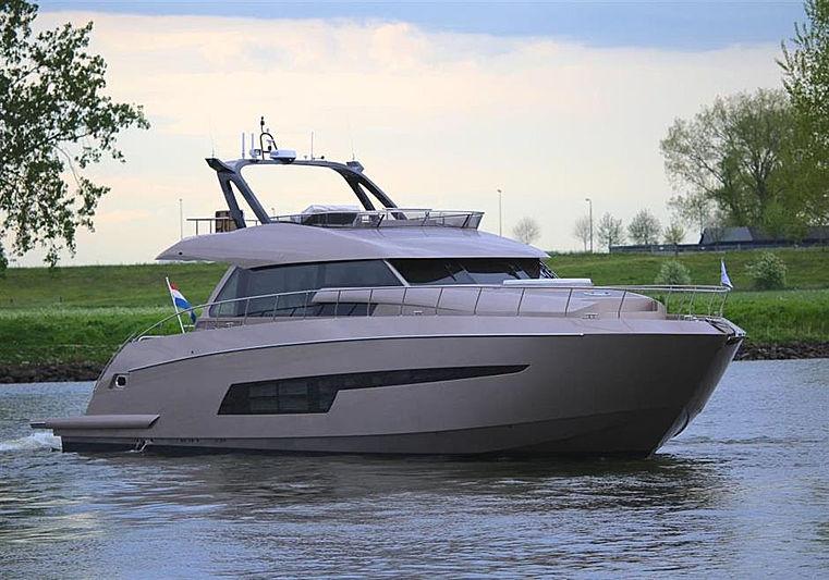 ALILEA  yacht Van Der Heijden Steelyachts B.V.