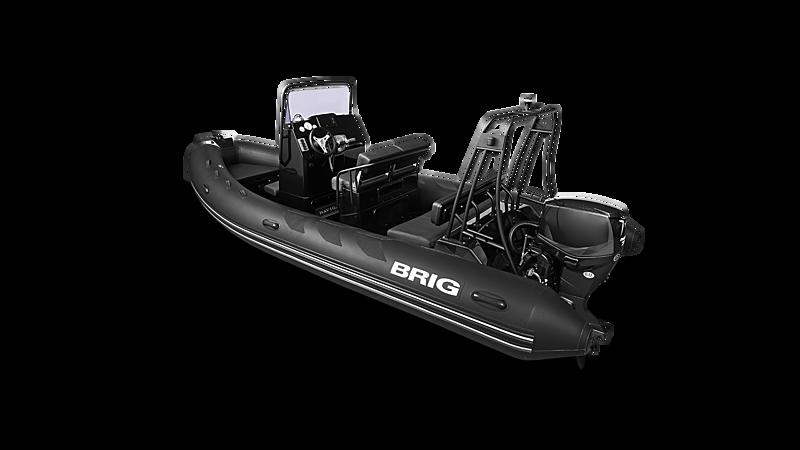 BRIG NAVIGATOR 570 tender BRIG