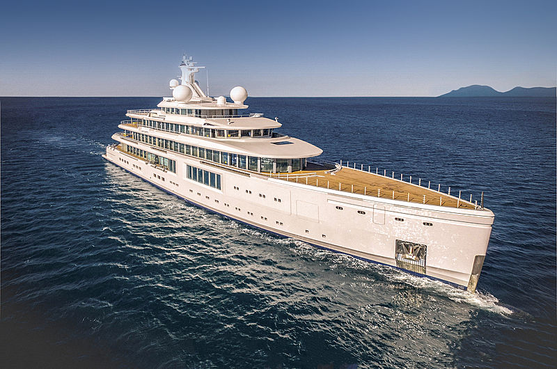 LUMINOSITY yacht Benetti