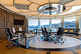 Luminosity yacht conference room