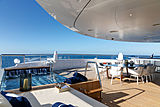 Luminosity yacht deck