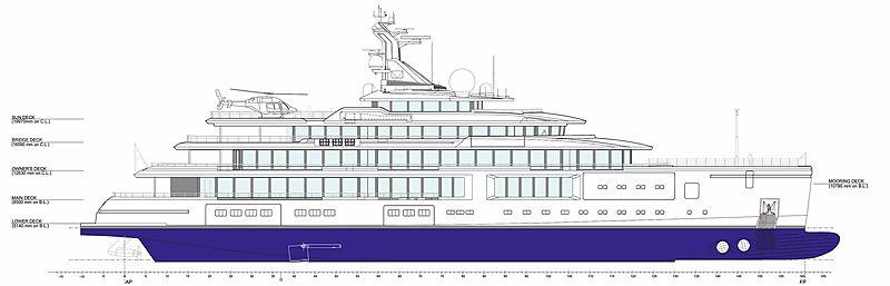 Luminosity yacht GA