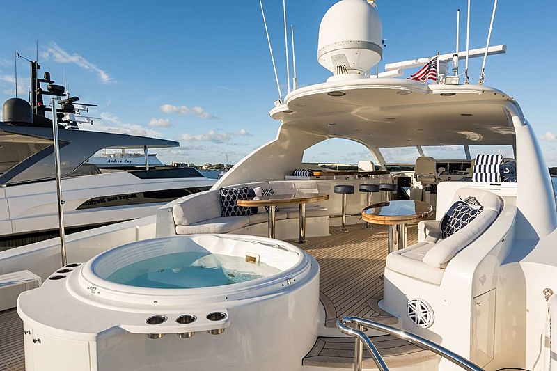 Money For Nothing yacht