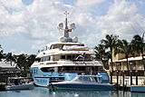 Silver Shalis Yacht Delta Marine