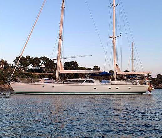 ROCIO yacht Southampton Yacht Services Ltd