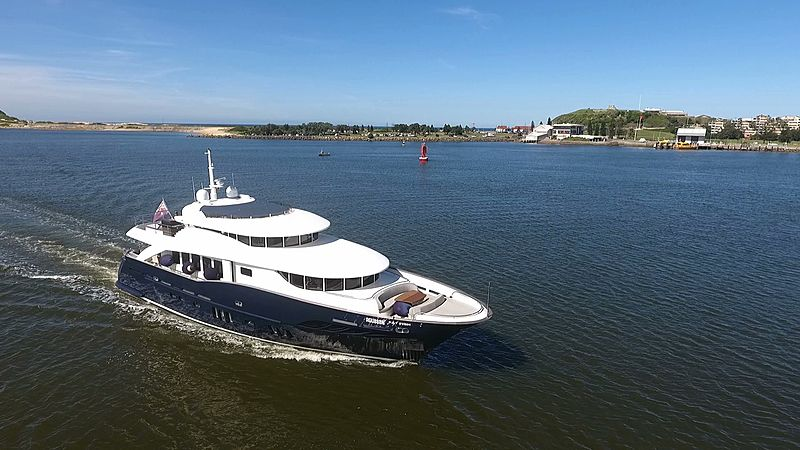 FAT FISH  yacht Filippetti Yacht