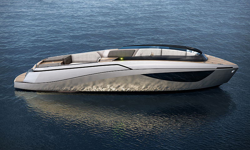 Nerea Yacht 24 Limo tender exterior