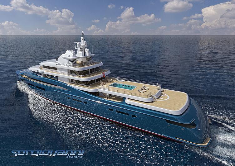 Sergiovanni Designs 99m Project Frontier