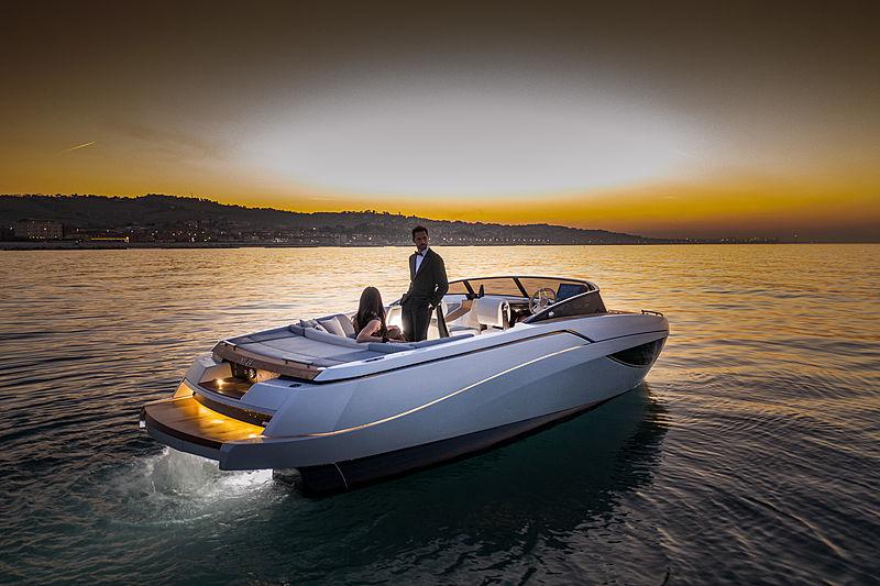 NEREA YACHT 24 DELUXE tender Nerea Yacht
