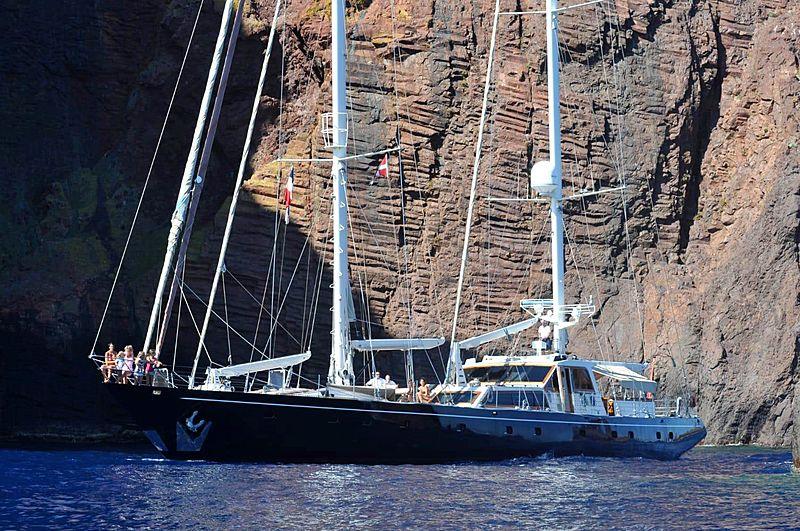 XARGO yacht Astilleros Armon