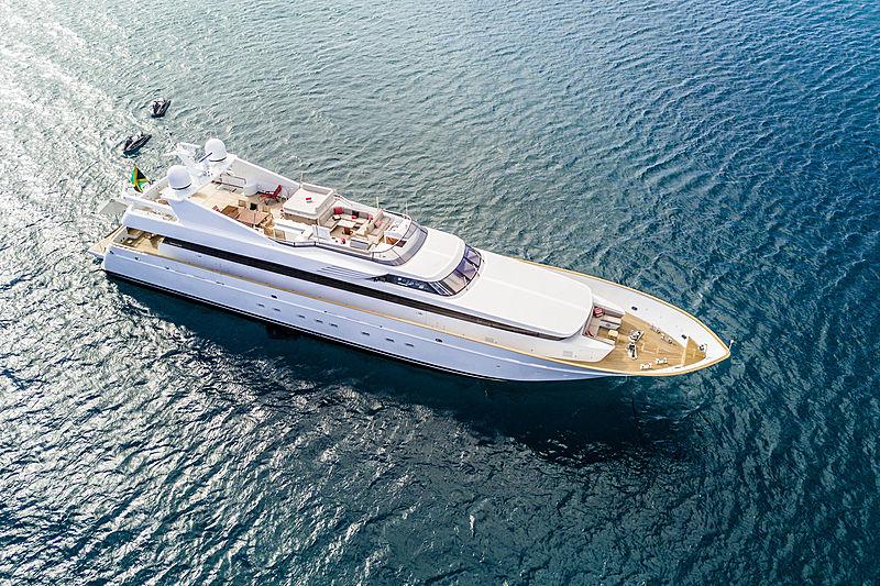 GLADIUS yacht Cantieri di Pisa