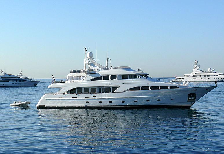 INOUIS yacht Benetti