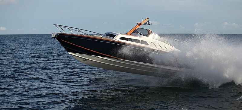 LEVI CORSAIR CLASSIC  tender Levi Boats & Ribs