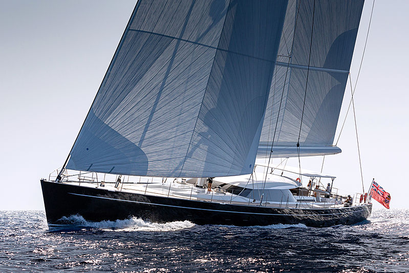SEA EAGLE I yacht Royal Huisman