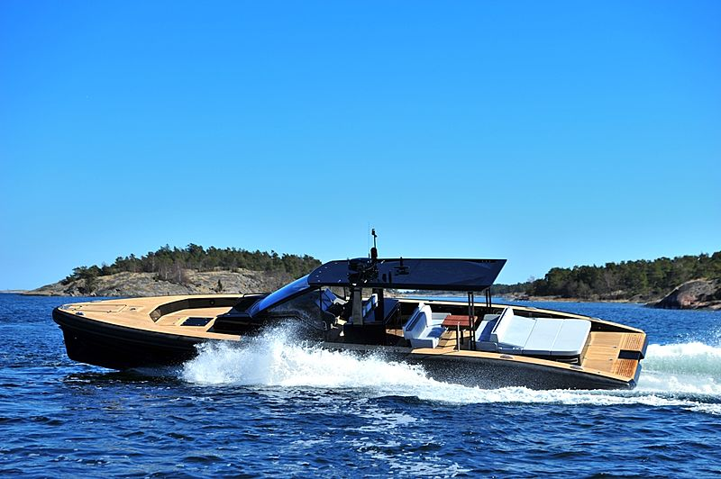 WINDY SR52 tender Windy Scandinavia AB
