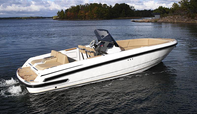 WINDY SR28 tender Windy Scandinavia AB
