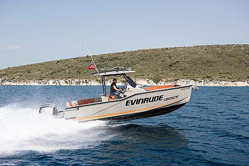 DROMEAS D28 CC tender Dromeas Yachts