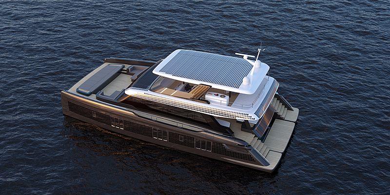 Sunreef 80 Power Eco model