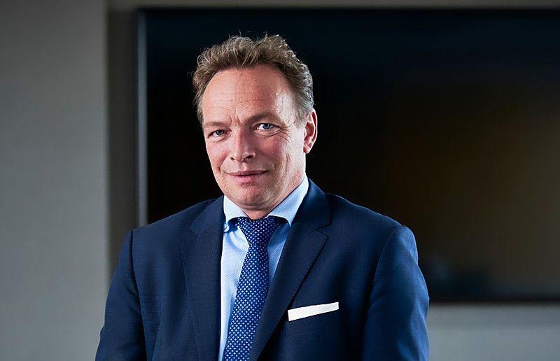 Oceanco CEO, Marcel Onkenhout