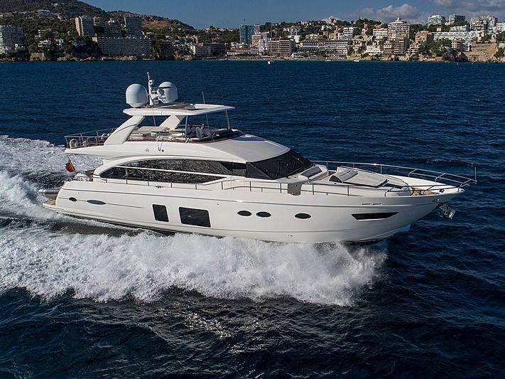 SAMAKANDA  yacht Princess