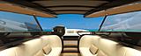 Steeler Bronson 29 Custom exterior design