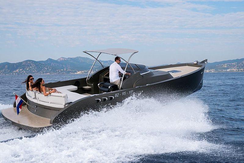STEELER BRONSON 34 tender Steeler Yachts