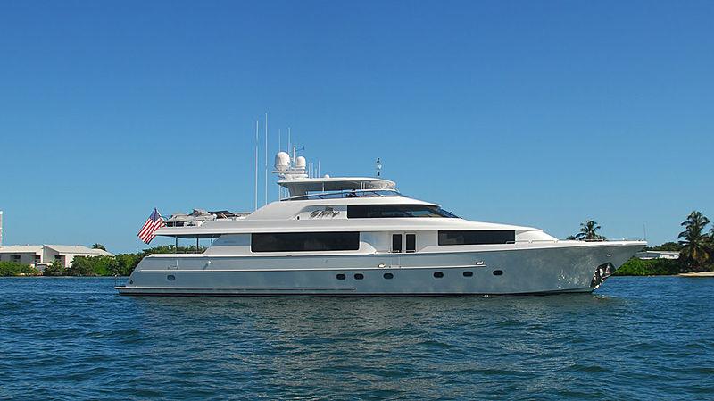 GLORY yacht Westport