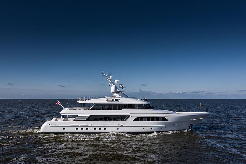 LADY CHARLOTTE yacht Feadship