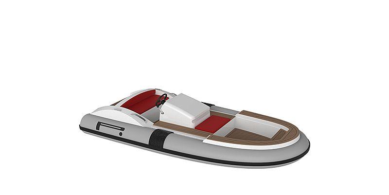 Pirelli T45 tender exterior