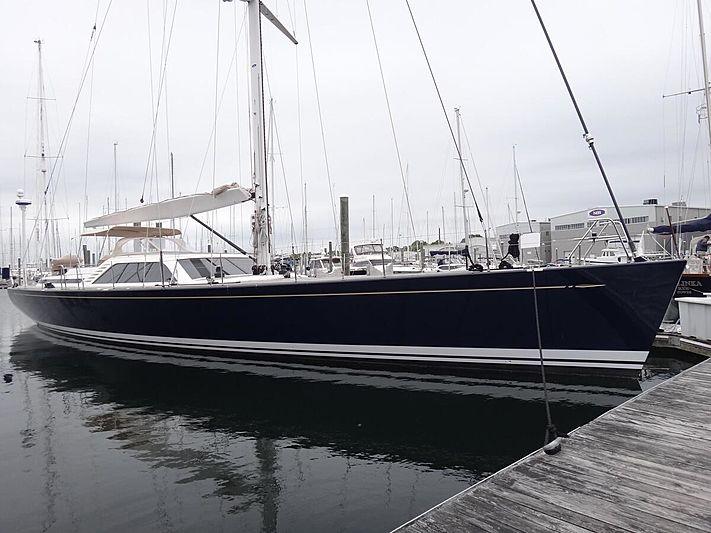 MAYANGSARI yacht Nautor's Swan