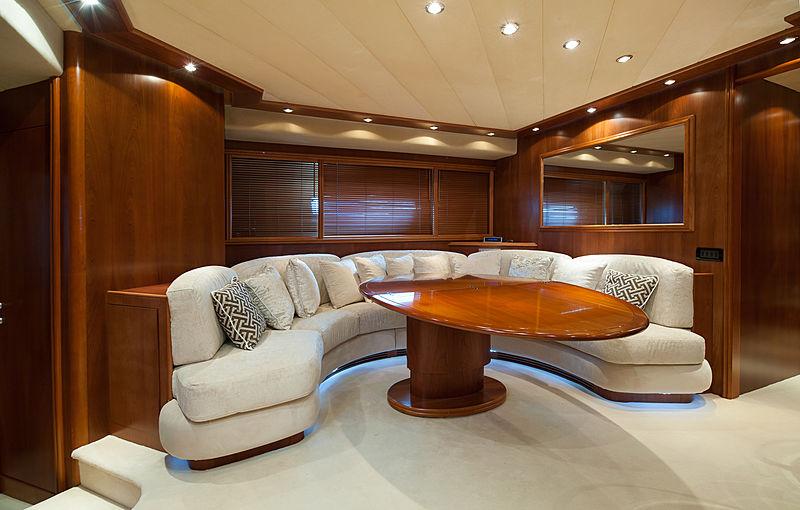 Pershing 88 yacht Orea